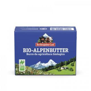 Butter mildgesäuerte Alpenbutter