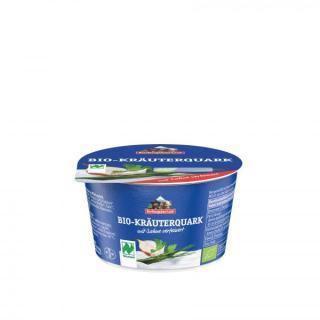 Quark Kräuter mit Sahne 40%, 200g Becher