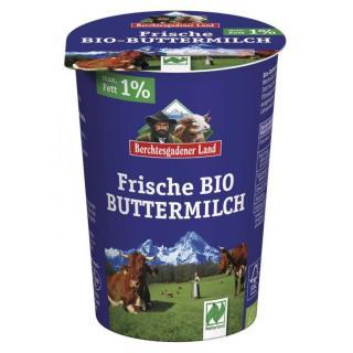 Frische Buttermilch 500g Becher - solange Vorrat reicht