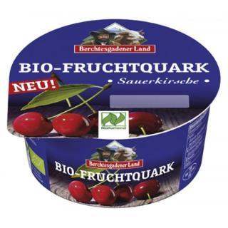 Quark Frucht mit Sauerkirsche 150g Becher