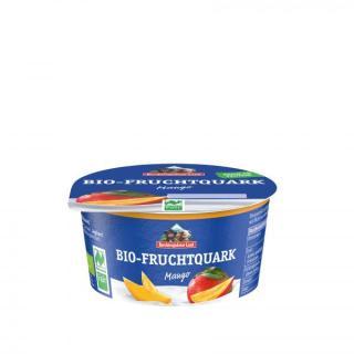 Quark Frucht mit  Mango 20%, 150g Becher