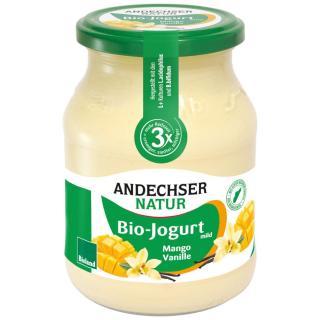 Joghurt Mango Vanille 3,7%