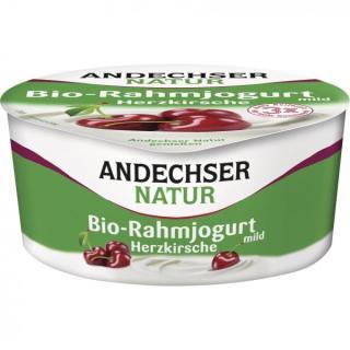 Rahmjoghurt mild Kirsch 150g