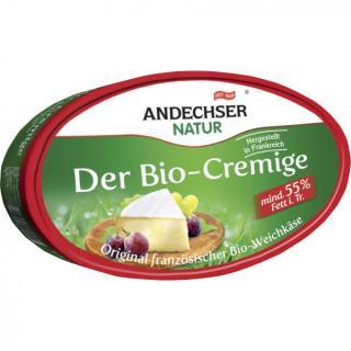 Brie der Bio-Cremige 200g, 60%