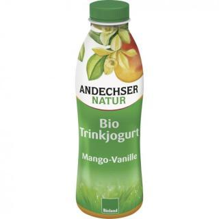 Trinkjoghurt Mango-Vanille