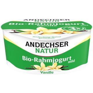 Rahmjoghurt Vanille 150g