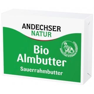 Almbutter - Sauerrahm 250g Andechser