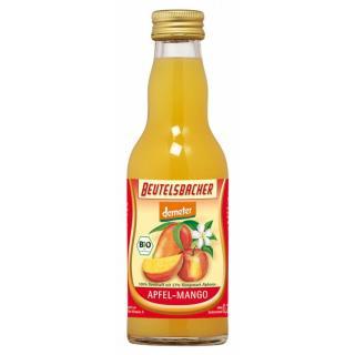 Apfel-Mangosaft demeter 200ml