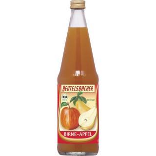 Birne-Apfelsaft, 1l Beut.