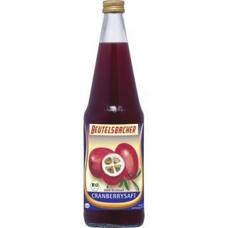 Cranberry Saft 0,7l