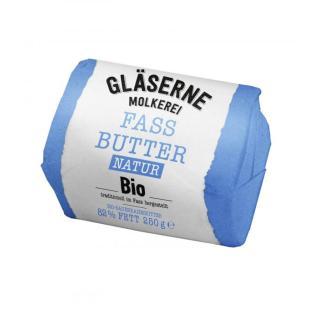 Butter - Fassbutter Sauerrahm natur