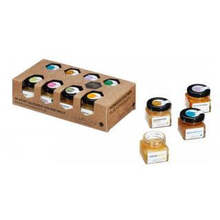 Abverkauf  Geschenk und Probierset Honig
