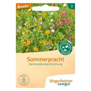 Sommerpracht Sommerblumenmischung  Saatgut-tüte