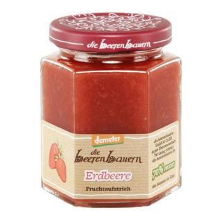 Erdbeere Fruchtaufstrich 200g Glas