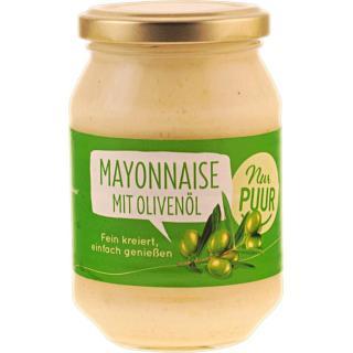 Oliven Mayonnaise 250 ml von NUR Natur