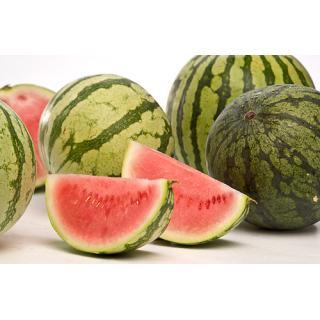 -Wassermelone im Ganzen - kein Anschnitt - 1,4 - 3 kg