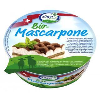 Mascarpone Frischkäse - nur kurz im Sortiment