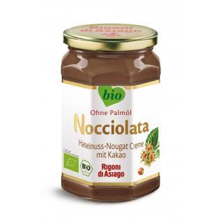 Nocciolata Crema 700g Glas-ohne Palmöl  -sehr fein