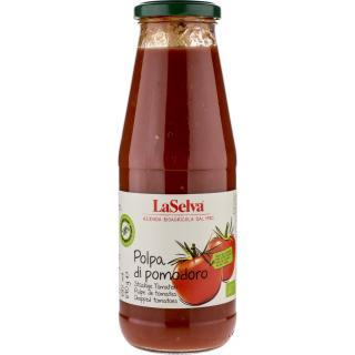 Tomatenpolpa 690g  (Stückige Tomaten) pur