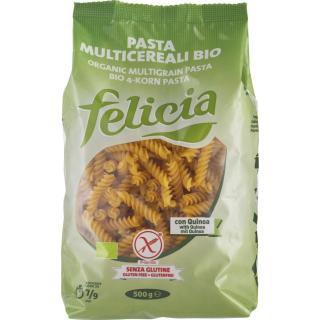 Felicia multicerali 4 Korn-Pasta - glutenfreie Nudeln