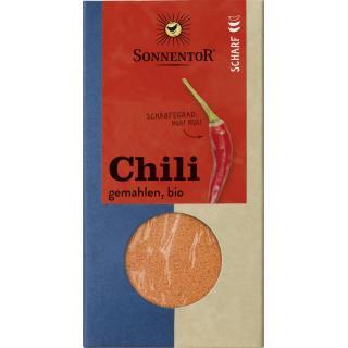 Chili, gemahlen, 40g