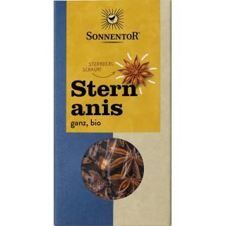 Sternanis, ganz
