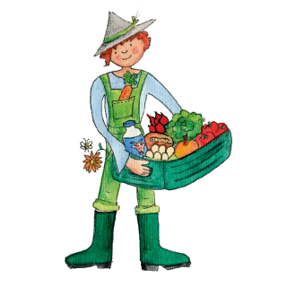 Wochen Gemüse